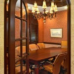 Portfolio-Commercial-Seaside National Bank, Winter Park, Florida, Conference Room, Susan Berry Design