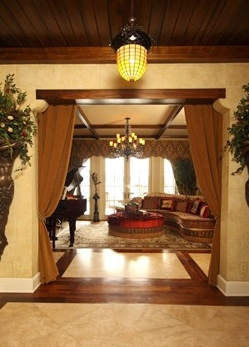 Entry: French Country Style: Interior Architecture, Lighting U0026 Flooring,  Orlando, Florida